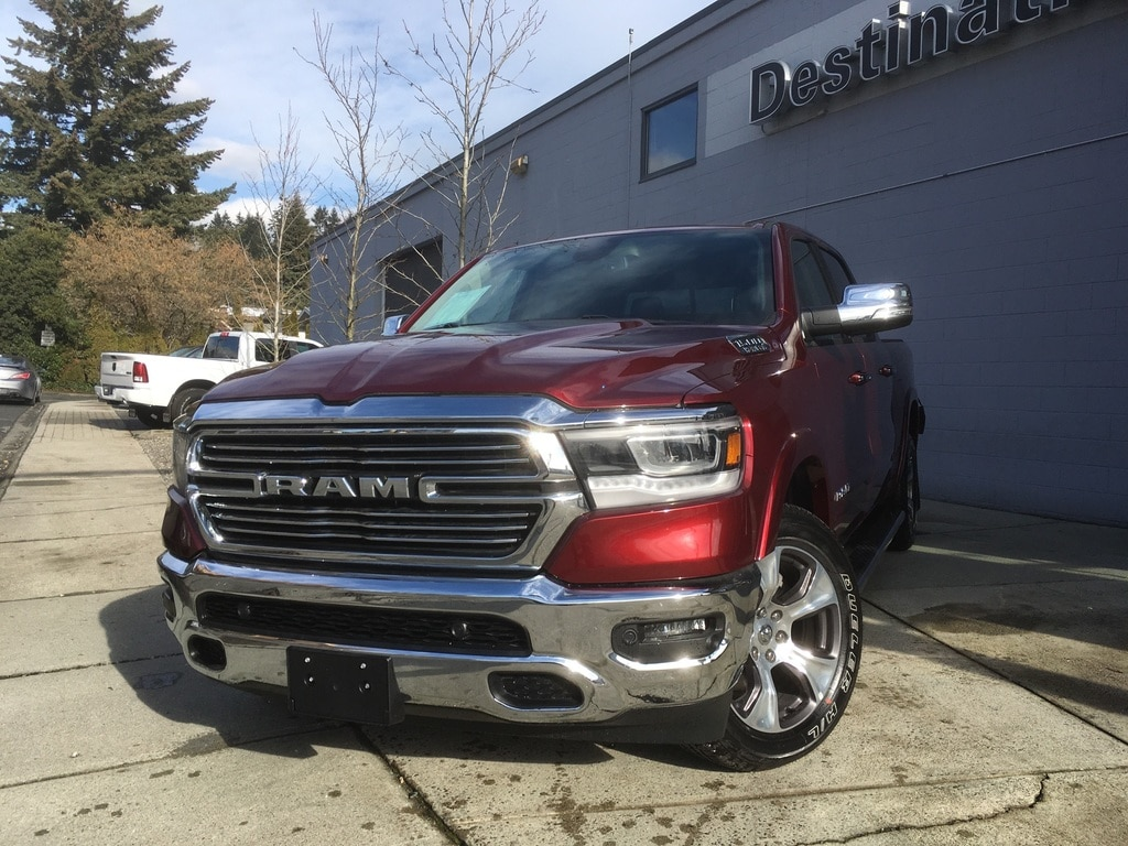 2019 Ram 1500 Laramie. NO Dealer Mark UP! Truck Crew Cab