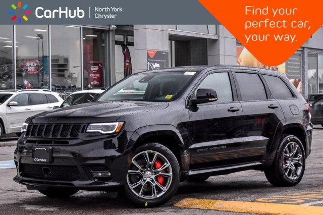 New 2019 Jeep Grand Cherokee SRT 4x4|Trailer Tow Pkg|Pano_Sunroof|H/K Audio|Nav SUV in Bolton, ON