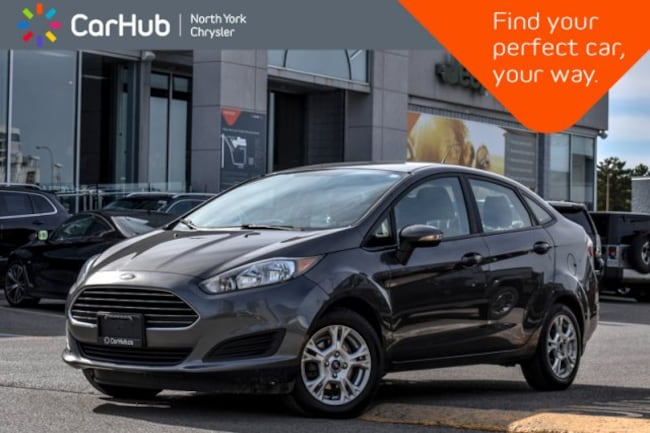 2015 Ford Fiesta SE|Voice.Command|AM/FM.Radio|Keyless.Entry|Tractio Sedan