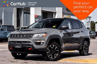 2020 Jeep Compass New Trailhawk Popular Eq and Cold Weather Packages SUV