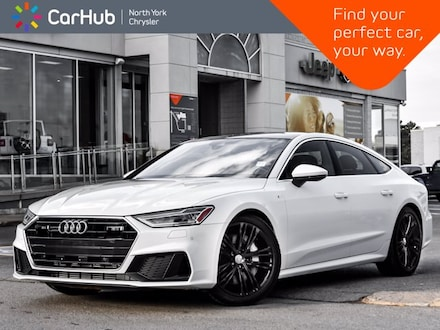 2019 Audi A7 Sportback Progressiv S-Line Sport Pkg  Driver Assistance Pkg Sedan