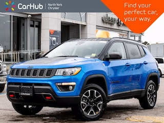 2021 Jeep Compass New Trailhawk 4x4 Active Driver Assists Heated Fro SUV