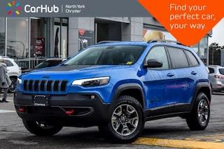 2019 Jeep Cherokee New Car Trailhawk 4x4|Leather|Comfort/Convi.,Tech SUV