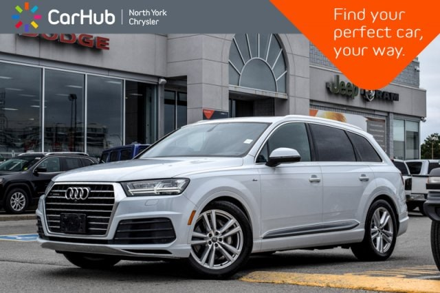 Used 2017 Audi Q7 3 0T Technik|Pano Sunroof|BOSE