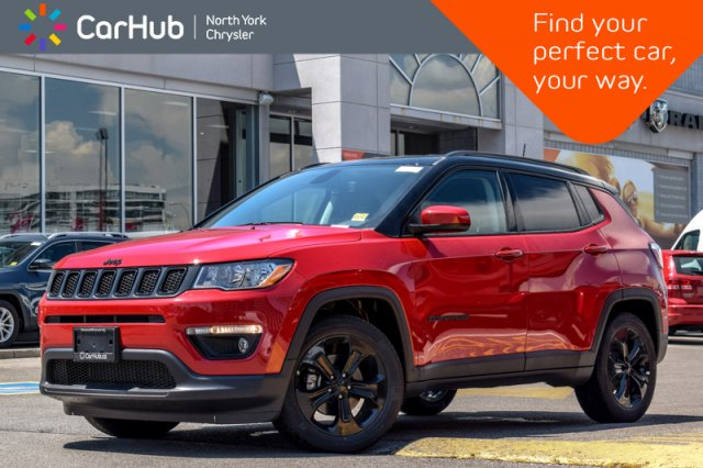 New 2019 Jeep Compass Altitude|New Car|Cold.Wthr,Popular,Eqpt,Safety&Sec SUV in Bolton, ON