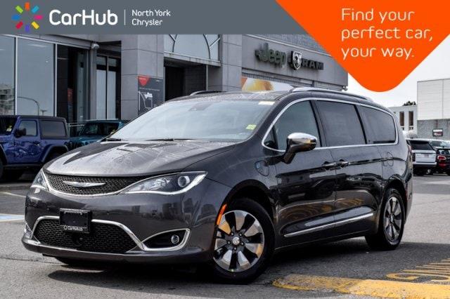 2020 Chrysler Pacifica Hybrid Limited HeatdnVentd_Front_Seats Plug-In_Hybrid Rem Van