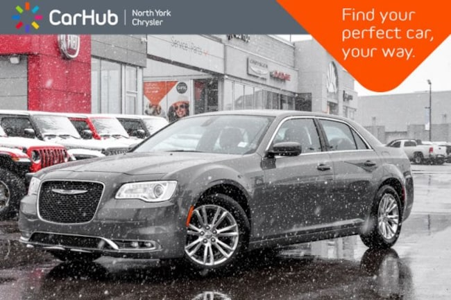 2019 Chrysler 300 Touring|PanoSunroof|SiriusXM|Nav|WiFi|HeatedMirror Sedan