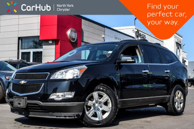 Used 2010 Chevrolet Traverse 2LT|7-Seater|Backup.Cam|Heat.Frnt.Seats|Voice.Comm SUV in Bolton, ON