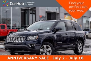 2017 Jeep Compass High Altitude Edition Sunroof Sat Radio Heat Front SUV