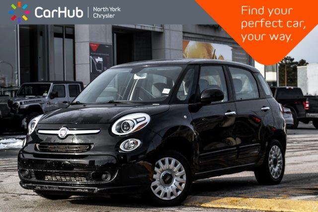 Used 2014 FIAT 500L Pop|6_Speed_Manual|Bluetooth|Power_Windows|Keyless Hatchback in Bolton, ON
