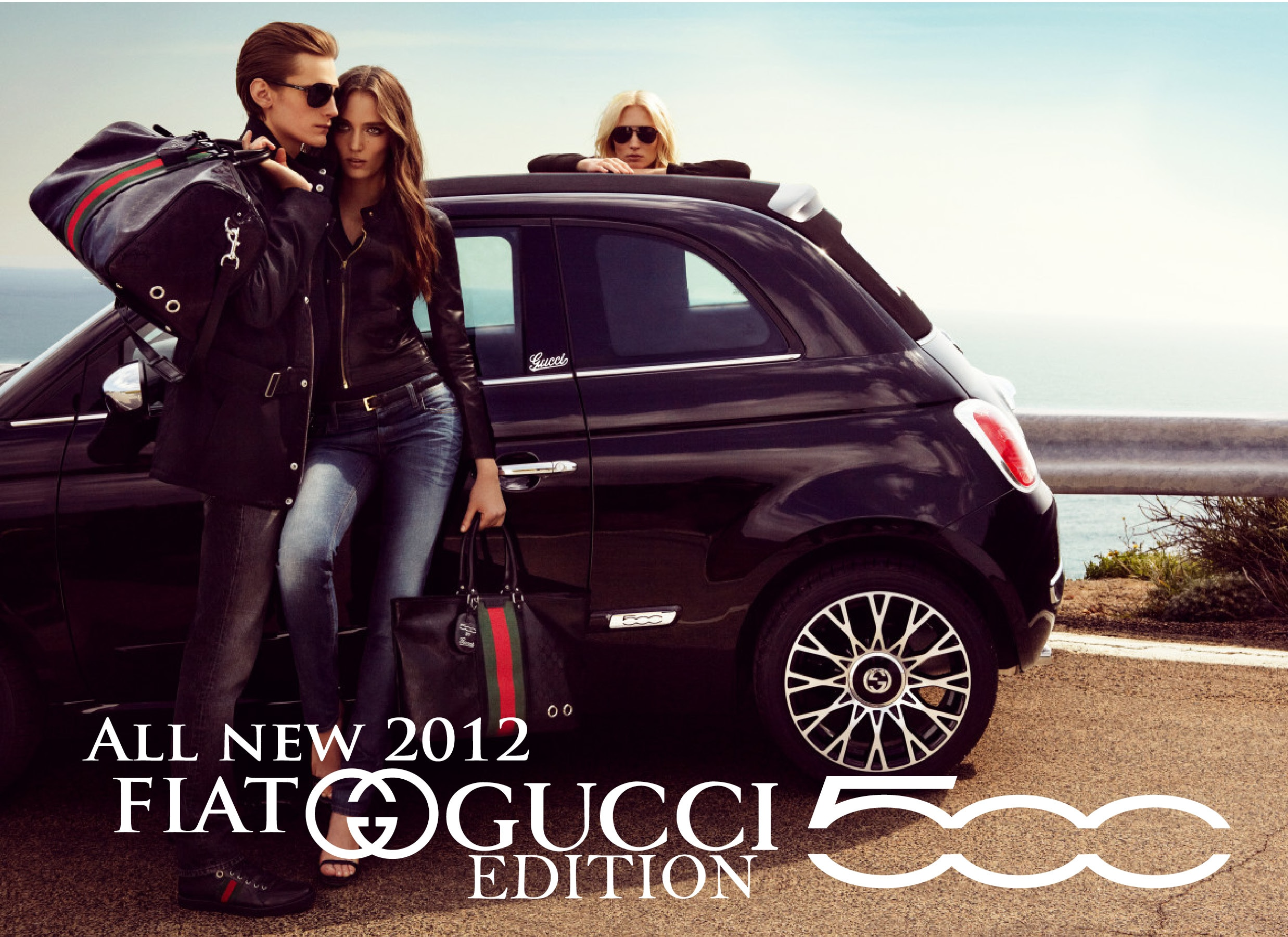 4e39692cd The FIAT 500 GUCCI Edition