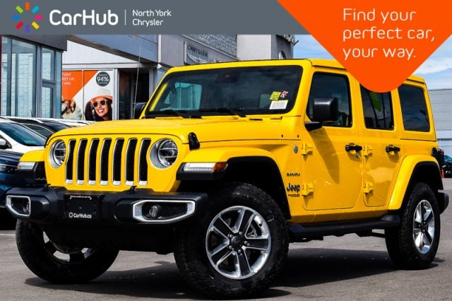 2019 Jeep Wrangler Unlimited SAHARA For Sale in Bolton