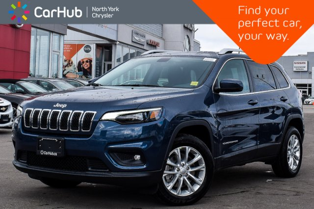 2019 Jeep Cherokee North|New Car|Cold.Wthr,SafetyTec.Pkgs|Backup_Cam| SUV