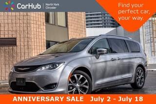 2019 Chrysler Pacifica Limited Customr Prefrd Package Navigation Backup C Van