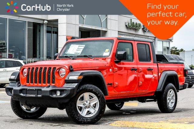 2020 Jeep Gladiator Sport S|New Car|Tech,Convi,Trailer.Tow.Pkgs|Backup Truck