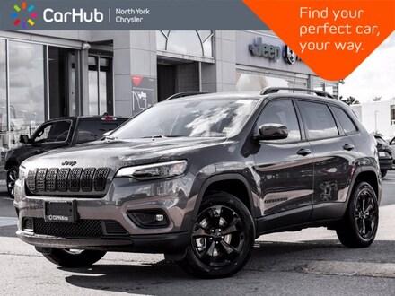 2021 Jeep Cherokee New 4X4 Altitude Comfort & Safety grp Navigation SUV