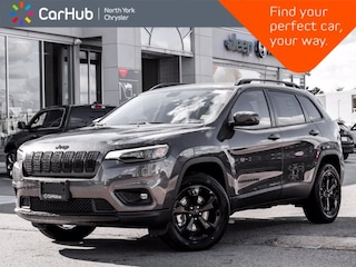 2021 Jeep Cherokee New 4X4 Altitude Comfort & Safety grp Navigation SUV