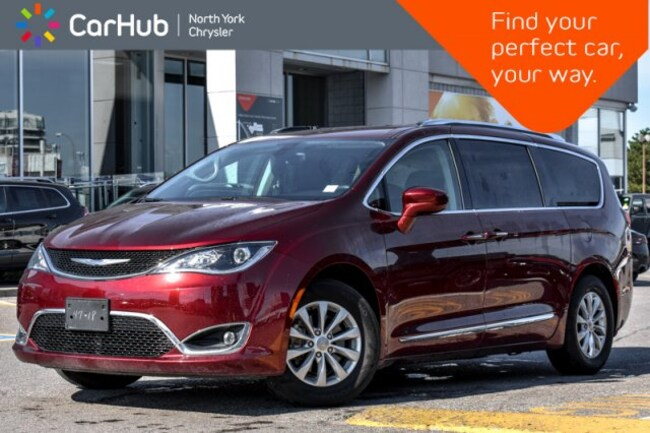2018 Chrysler Pacifica Touring-L Plus|Heat.Frnt.2nd.Row.Seats|Backup.Cam| Van