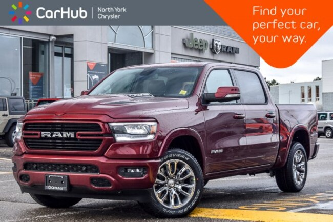 2019 Ram 1500 New Car Laramie 4x4|Crew|HEMI|Level 2 Equipment, S Truck