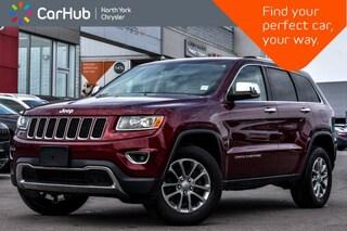 2016 Jeep Grand Cherokee Limited|Bluetooth|Backup.Cam|GPS|Auto.Start|Heat.S SUV