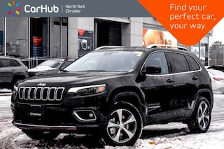 2019 Jeep Cherokee Limited|New Car|4x4|LED.Pkgs|Adv.Safety.Pkg|Cold.W SUV