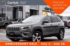 2020 Jeep Cherokee Limited Driver Memo Seat Backup Camera Bluetooth H SUV