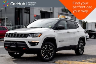 2020 Jeep Compass Trailhawk|HillStart|4X4|HeatFrontSeats|Bluetooth|S SUV