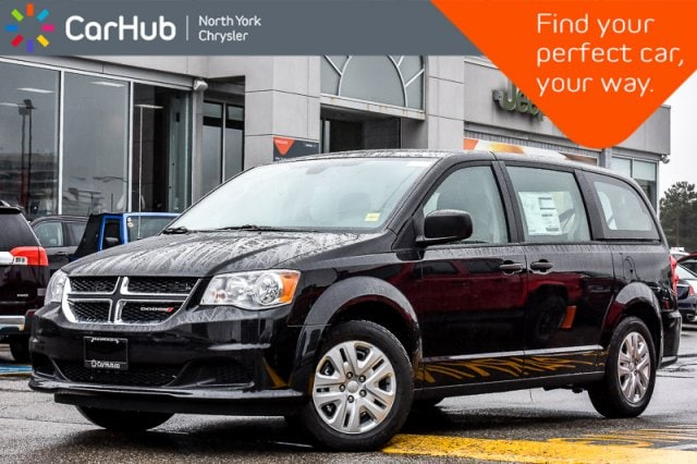 New 2019 Dodge Grand Caravan Canada Value Package|New Car|7-Seater|Cruise|Keyle Van in Bolton, ON