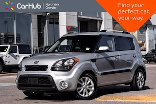 2013 Kia Soul 2u Bluetooth Heat Seats Satellite Radio Cruise Con Hatchback