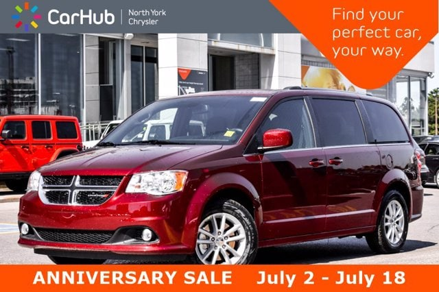2020 Dodge Grand Caravan 75TH Anniversary Edition Premium Plus Navigation R Van