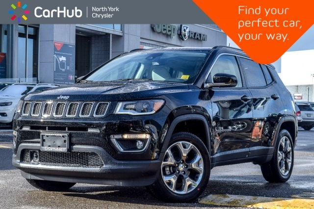2019 Jeep Compass Limited|New Car|AWD|BeatsAudio,Adv.Safety,Prem.Lig SUV