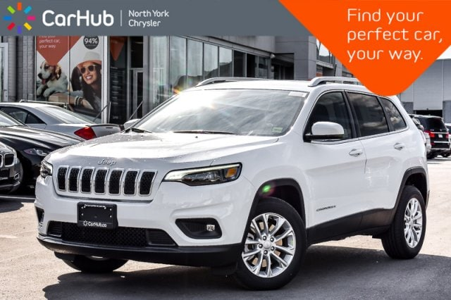 2019 Jeep Cherokee North|New Car|SafetyTec.Pkg|GPS|Backup_Cam|Bluetoo SUV