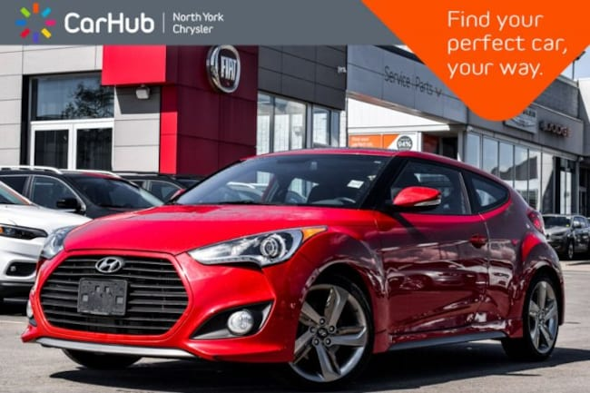 2013 Hyundai Veloster Turbo|Manual|Pano.Sunroof|GPS|Backup.Cam|Bluetooth Coupe