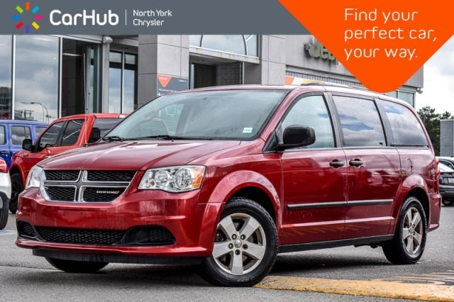 Used 2015 Dodge Grand Caravan Canada Value Package|7-Seater|Express,Uconnect,Pkg Van in Bolton, ON