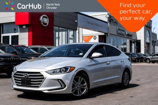 2018 Hyundai Elantra L|Sunroof|Backup.Cam|Bluetooth|SiriusXM|Voice.Comm Sedan