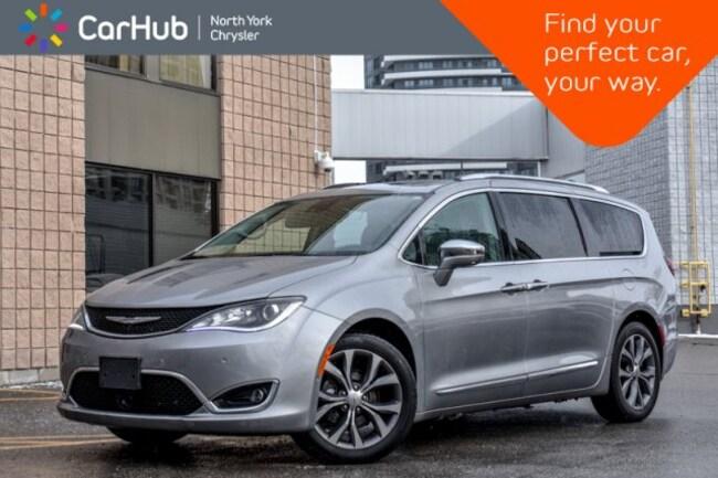 2018 Chrysler Pacifica Limited|Customr-Prefrd.Pkg|Navi|Backup-Cam|Sat.Rad Van