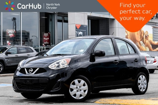 Used 2015 Nissan Micra SV|Backup_Cam|Bluetooth|Pwr.Options|Keyless_Entry| Sedan in Bolton, ON