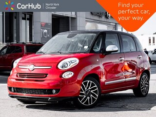2014 FIAT 500L Lounge Panoramic Roof Beats Audio Heated Front Sea Hatchback