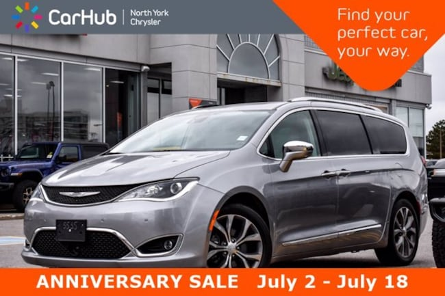 2019 Chrysler Pacifica Limited Customer Preferred Package Panoramic Sunro Van