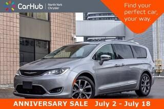 2018 Chrysler Pacifica Limited Customr Prefrd Package Navigation Backup C Van