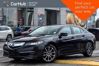 2015 Acura TLX V6 Tech|FWD|Sunroof|Nav|Backup Cam|SiriusXM|Blueto Sedan