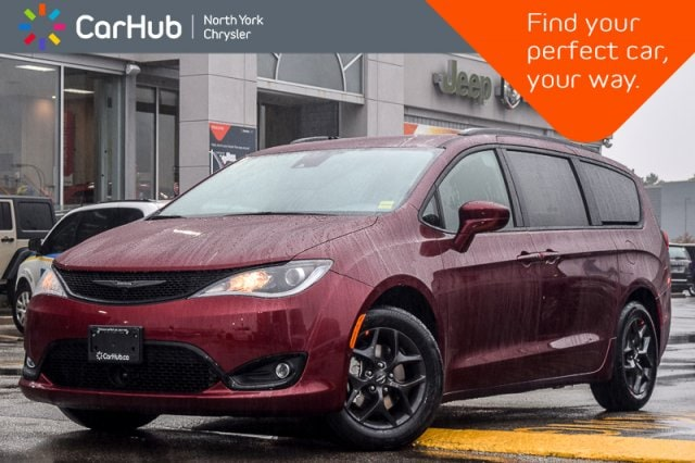 New 2019 Chrysler Pacifica New Car Touring-L+|Adv.SafetyTec.,Theatre,Hands-Fr Van in Bolton, ON