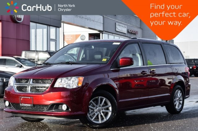 2019 Dodge Grand Caravan SXT Premium Plus|Customr_Preferd.Pkg|Single.DVD|Na Van