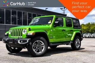 2019 Jeep Wrangler Unlimited Sahara|New Car|4x4|SiriusXM|Bluetooth|Keyless.Go| SUV