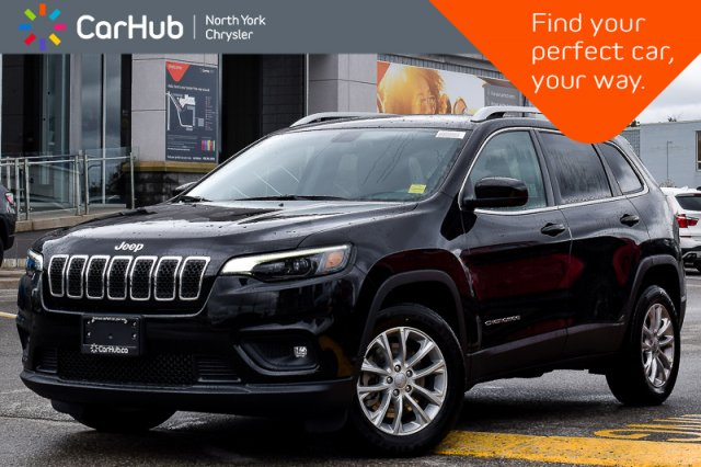 New 2019 Jeep Cherokee North|New Car|Backup_Cam|Bluetooth|SiriusXM|Voice. SUV in Bolton, ON