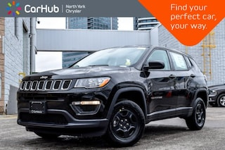 2019 Jeep Compass Sport|New Car|4x4|Cold.Wthr.Pkg|Heat.Frnt.Seats|Bl SUV