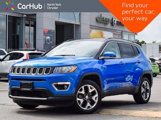 2019 Jeep Compass Limited 4x4 Blind Spot Heated Seats and Steering W SUV