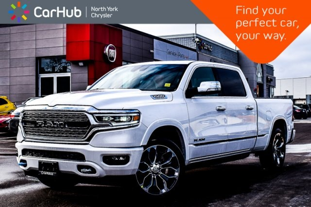 2019 Ram 1500 New Car Limited 4x4|Crew w/6.4ft.Box|LimitedLvl1,B Truck