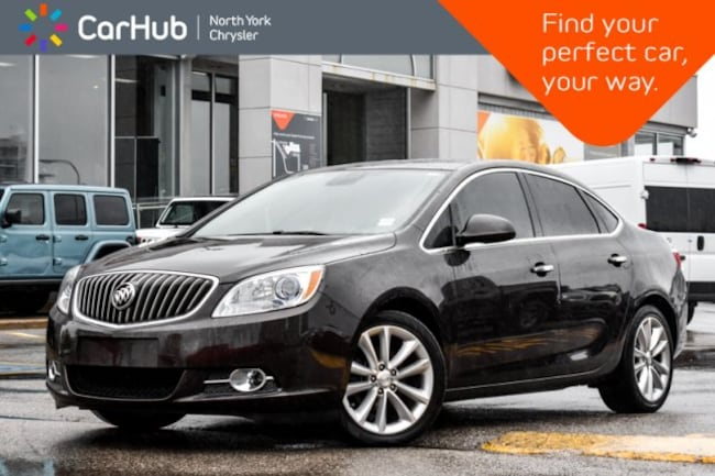 2012 Buick Verano with 1SD Sunroof.Bluetooth.Remote Start.Sirius XM. Sedan