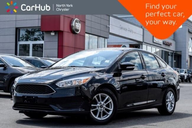 2016 Ford Focus SE|Backup.Cam|Keyless.Entry|Bluetooth|AM/FM.Radio| Sedan